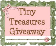 And the Tiny Treasure goes to...