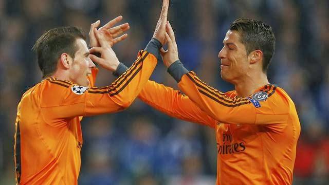 فيديو: أهداف مباراة شالكه ضد ريال مدريد 1-6