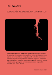 Soberanía Alimentaria Dos Puntos, 2012.