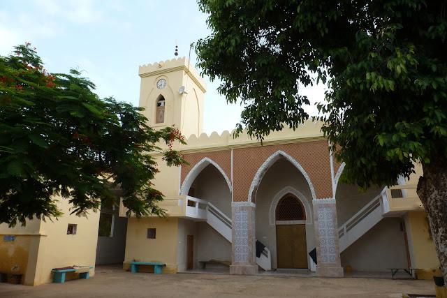 Mezquita de Saint Louis