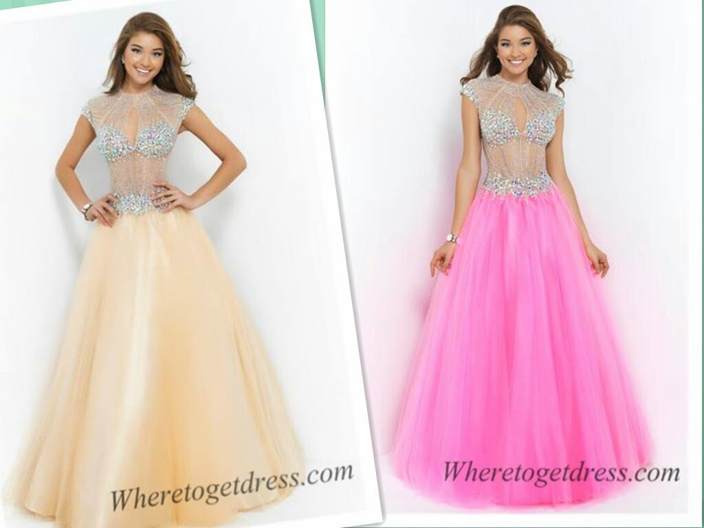 Fashion long prom dresses 2015 collection