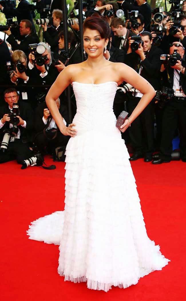 Aishwarya Rai Bachchan at 62nd edition of Cannes film festival in 2009