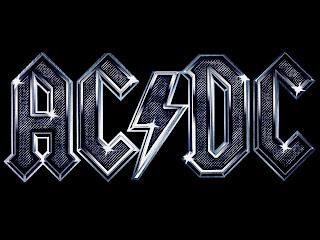 AC DC Band Logo HD Wallpaper