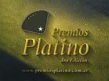 Premio Platino 2014