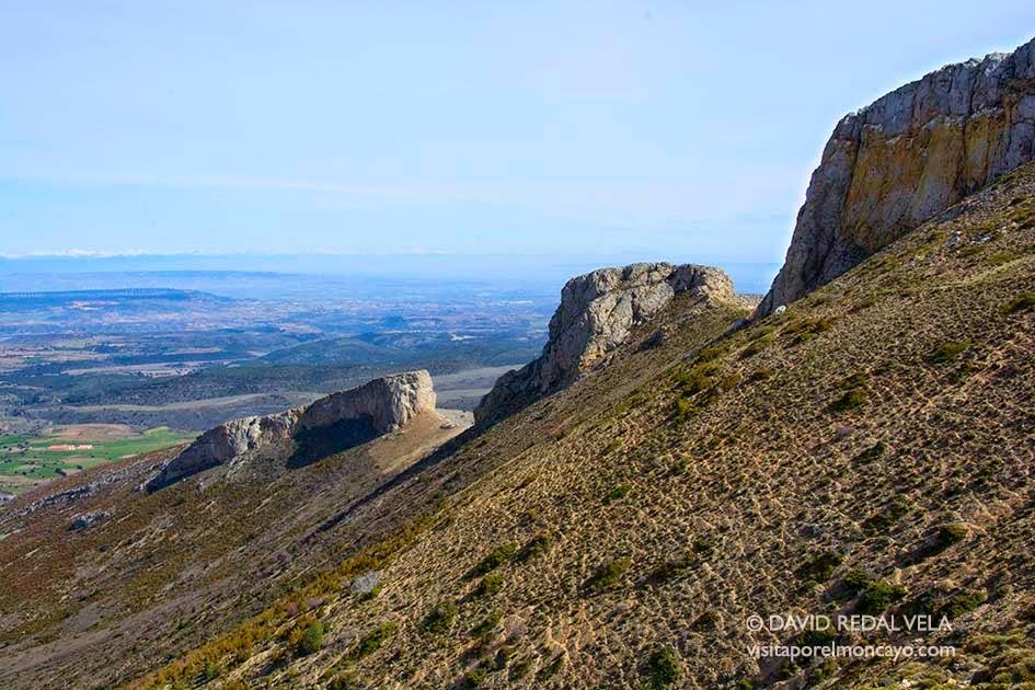 Peñas Herrera Montañismo Alpinismo Moncayo