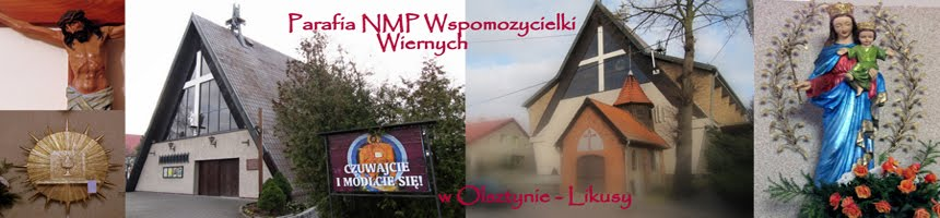 Parafia NMP Wspomożycielki Wiernych w Olsztynie