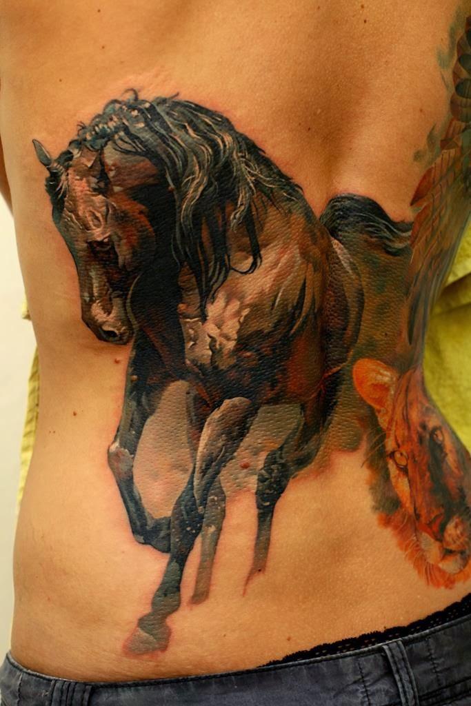 meaning of horse tattoo symbols tattoos art. Black Bedroom Furniture Sets. Home Design Ideas