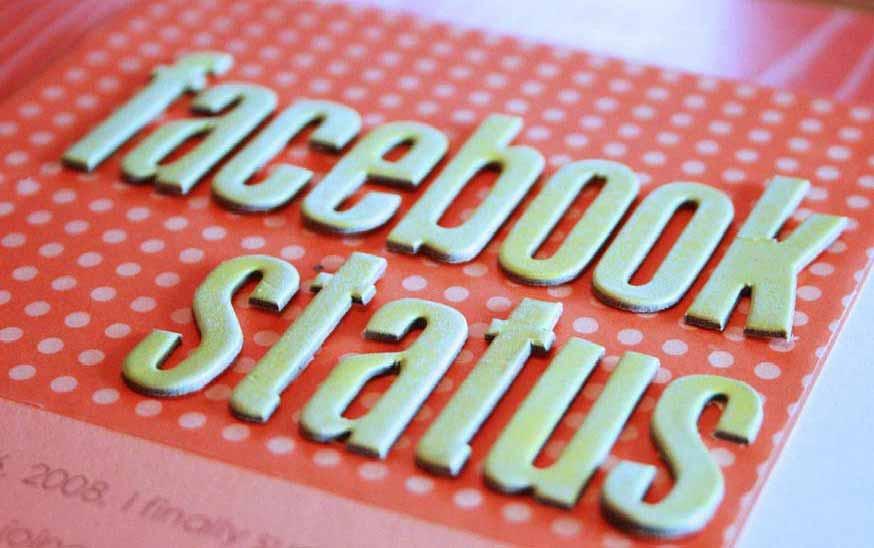 Kalian gak bisa mikir status lucu, status gokil, status bijak, status
