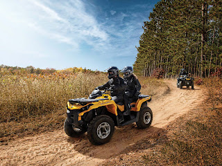 2013 Can-Am Outlander MAX DPS 1000 ATV pictures 4