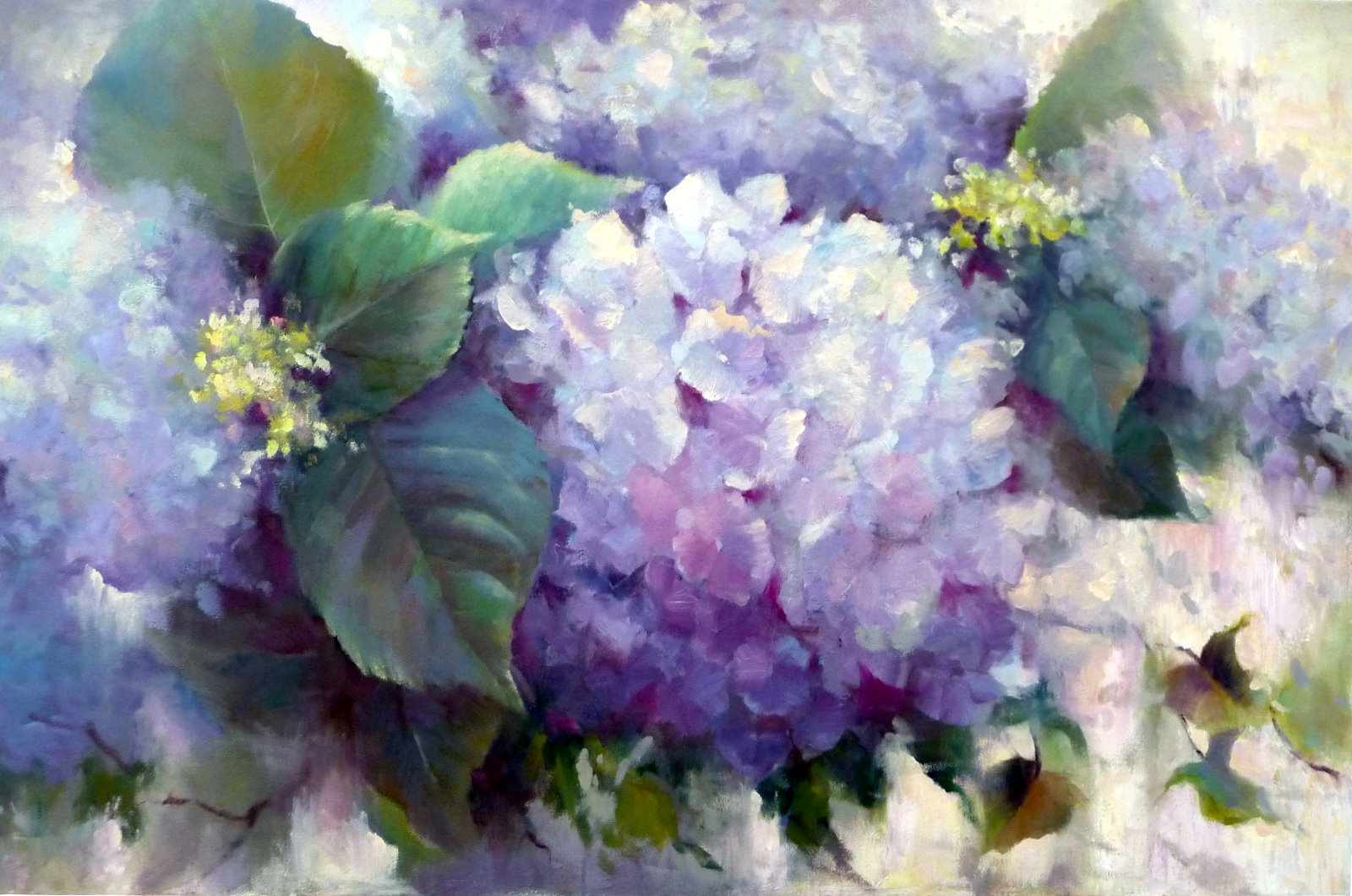 Be still painting a day small masterpieces by for How to oil paint flowers