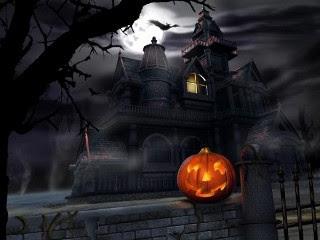 Ukleta kuća, Halloween download besplatne pozadine slike za mobitele