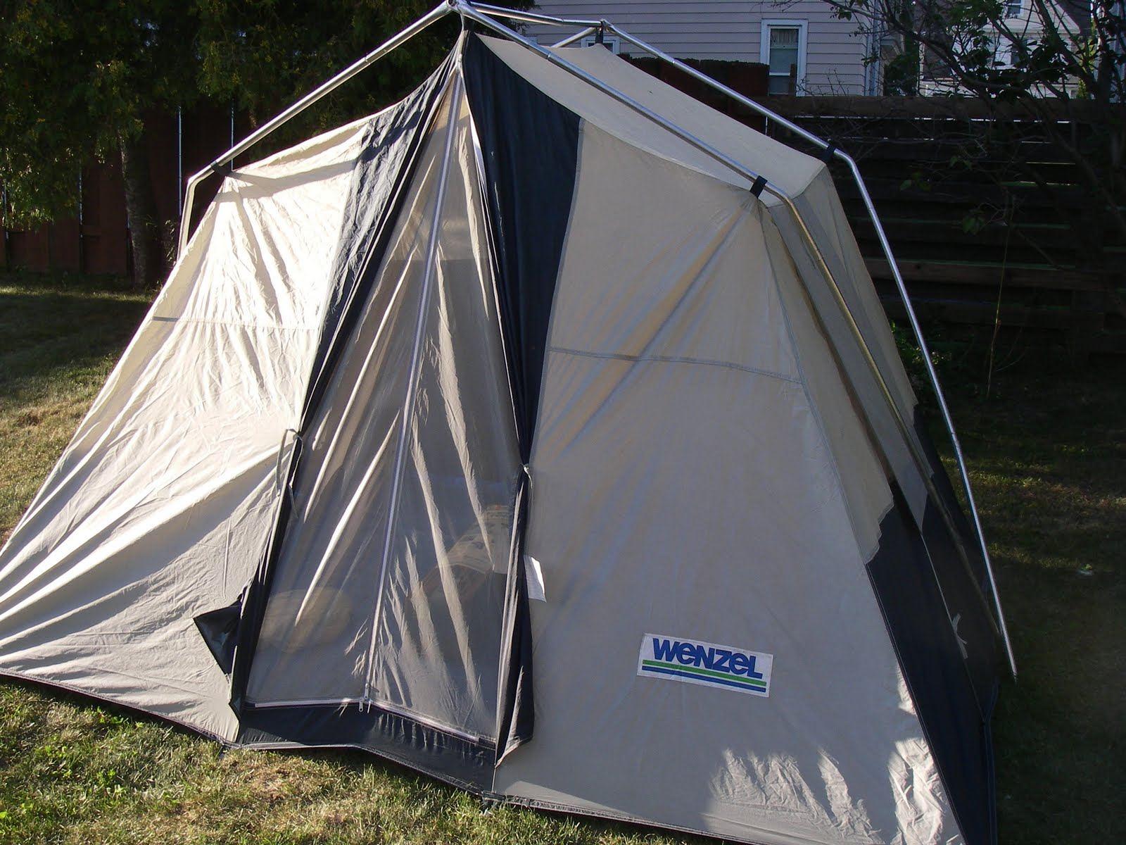 Wenzel 3 Person Tent & May The Forest Be With You: Wenzel 3 Person Tent