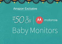 Get upto 50% off on baby monitors :Buytoearn