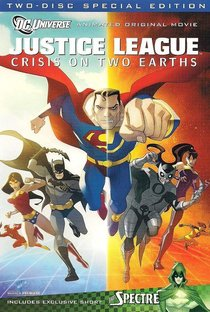 Baixar Filme Liga da Justiça: Crise em Duas Terras Dublado Torrent Download