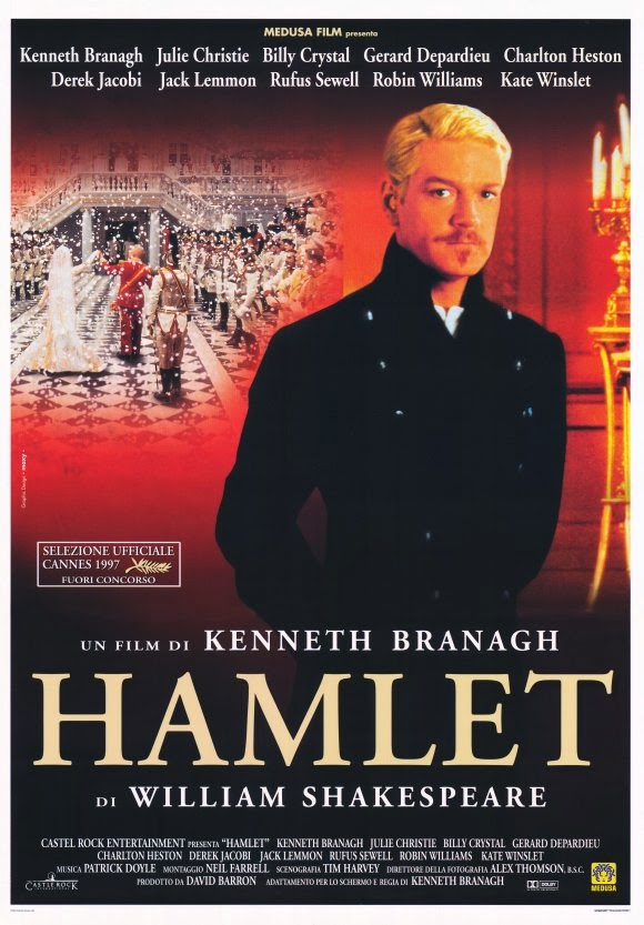 hamlet zeffirelli vs branagh In act ii of the zeffirelli version (1990), polonius spies on hamlet as the silent interview happens the audience also sees the silent interview live rather than in retrospect from ophelia's.