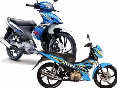 Daftar Harga Motor Suzuki Terbaru 2014