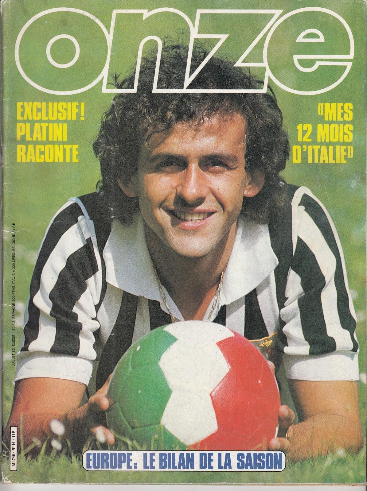 Soccer Nostalgia Diego Maradona and Michel Platini Part Ten