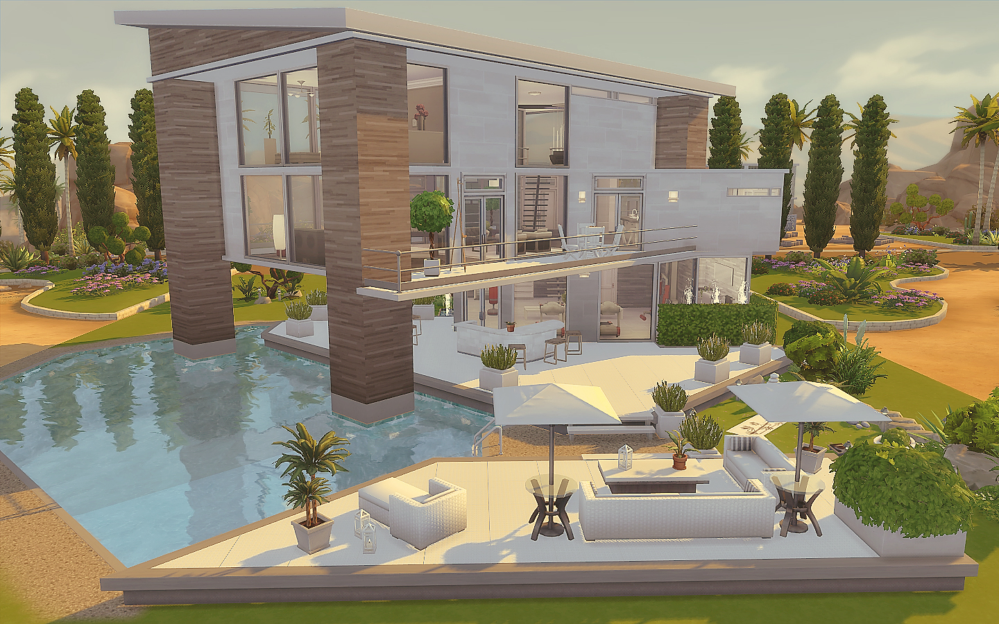 house 19 the sims 4 via sims On sims 4 house download