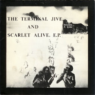 The Terminal Jive and Scarlet Alive E.P. (1982)