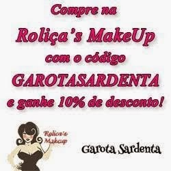 Parceria Roliça's Make Up
