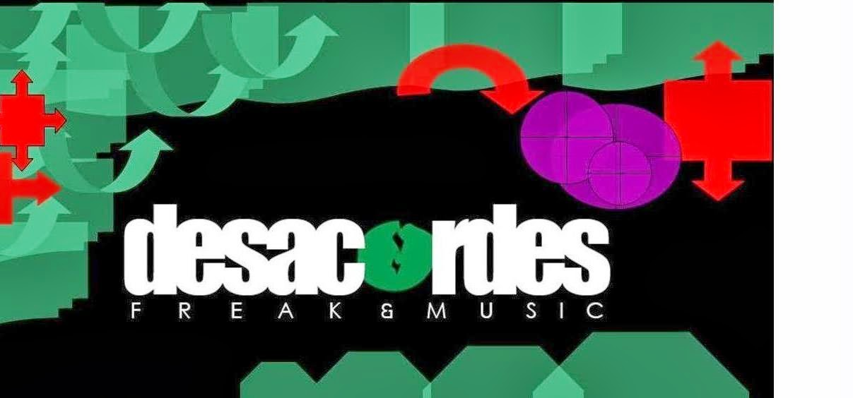 DESACORDES Freak and Music