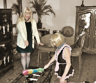sissy maids for a perfect housekeeping