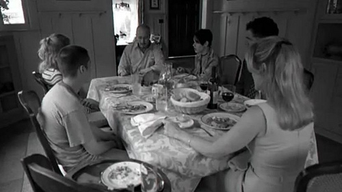 Film academics racism and enlightenment in american - American history x dinner table scene ...