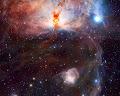 Nebulosa de la Llama
