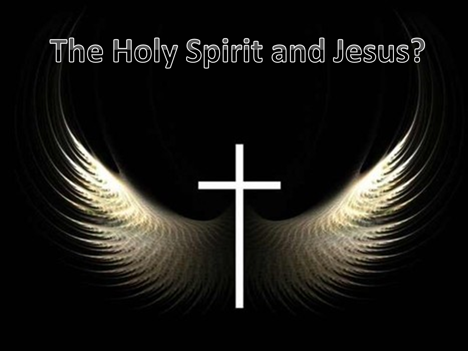 the promised holy spirit the holy spirit and jesus