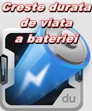 bateria telefonului rezista mai mult