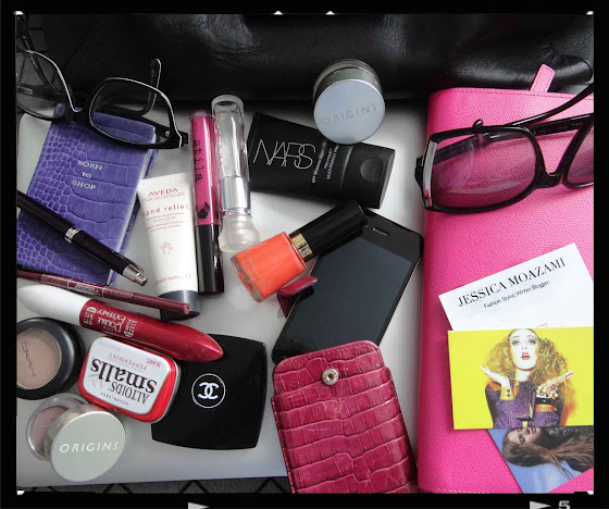 Fashion Junkies fashion week survival kit and beauty essentials