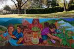 Berkeley Watershed and Community Mural