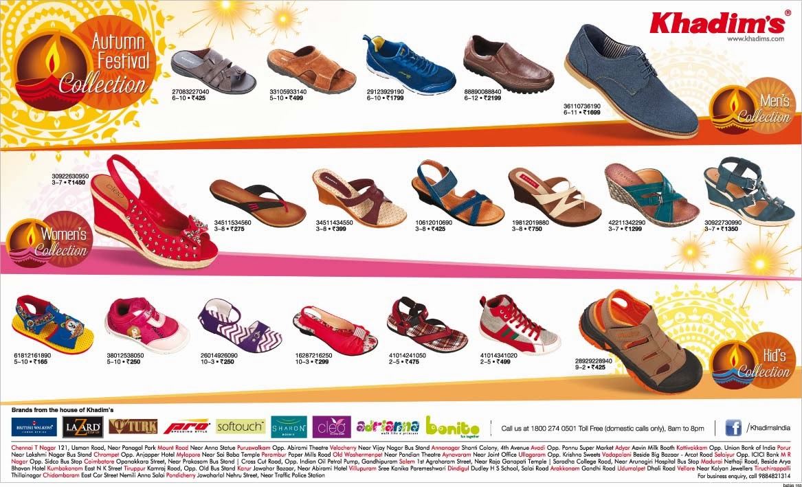 Branded Shoes Showroom In Chennai