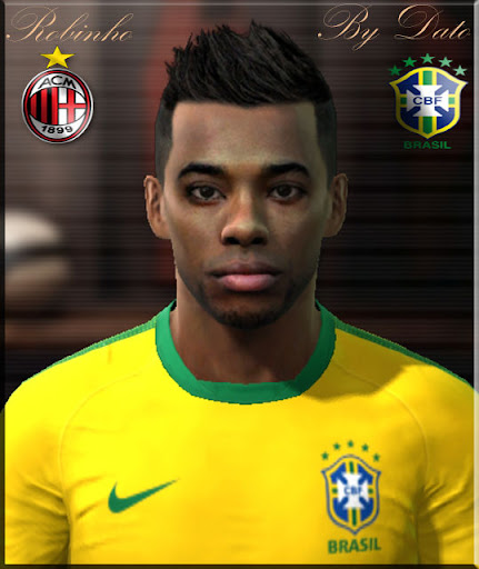 Robinho Face by Dato
