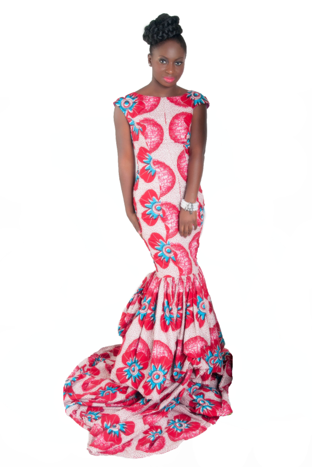 latest nigerian kitenge dress designs