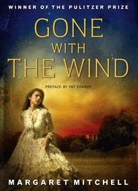 "Cover of ""Gone with the Wind"", a novel by Margaret Mitchell"