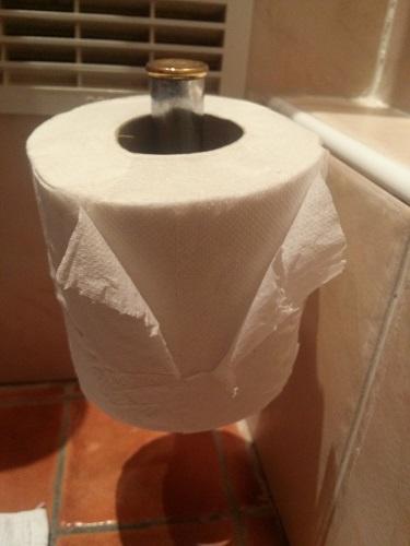 Papel WC con Ponderosa