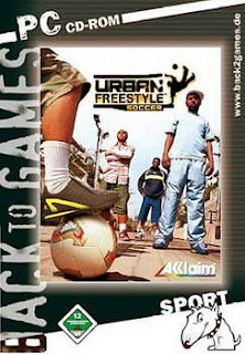 Download Urban Freestyle Soccer RIP PC Game