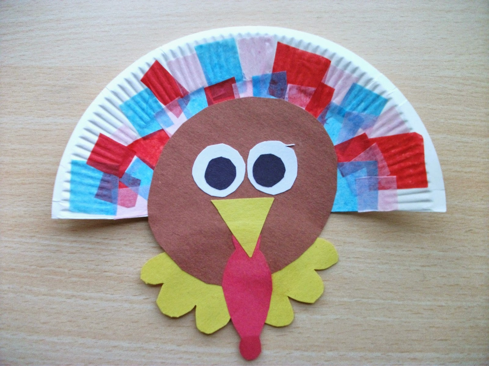 Preschool crafts for kids november 2014 for November arts and crafts for daycare