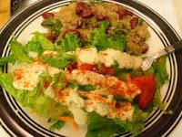 Quinoa-Chard-Pilaf