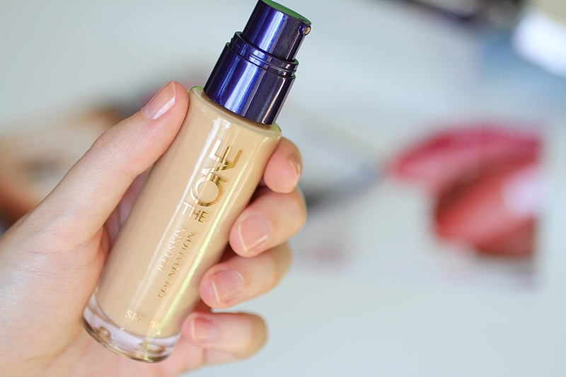 oriflame IlluSkin foundation