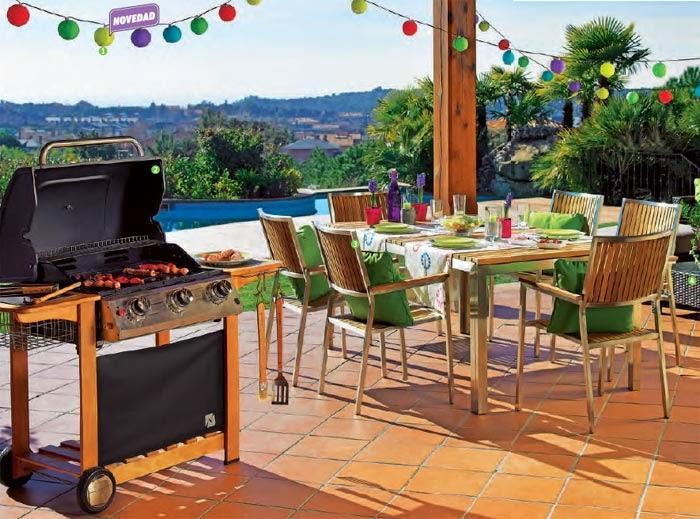 M veis de jardim e exterior leroy merlin decora o e ideias - Mobiliario de terraza leroy merlin ...