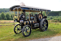 Garrett Steam Traction Engine - Hendrina 2010