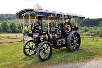 Garrett Steam Traction Engine - Hendrina 2010