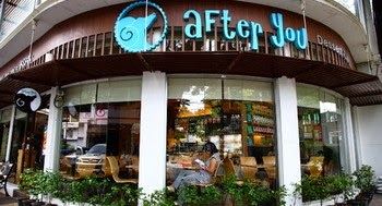 งานPart time ร้านเบเกอรี่ After You Cafe ชั่วโมงละ 50 – 55 บาท
