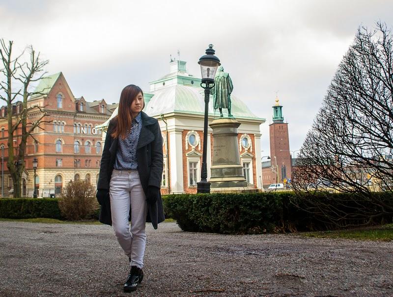 ootd in stockholm