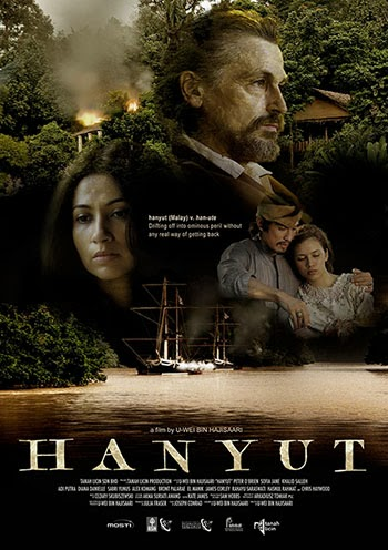 Tonton Online Hanyut Almayer's Folly Full Movie