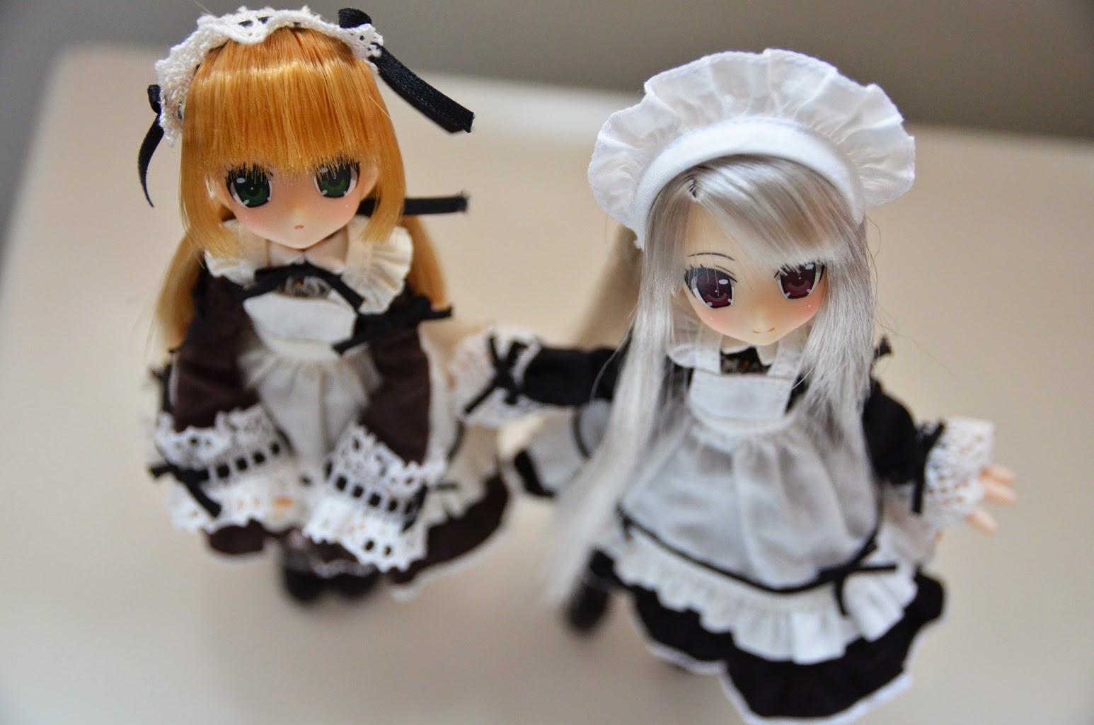 lil' fairies azone picco neemo