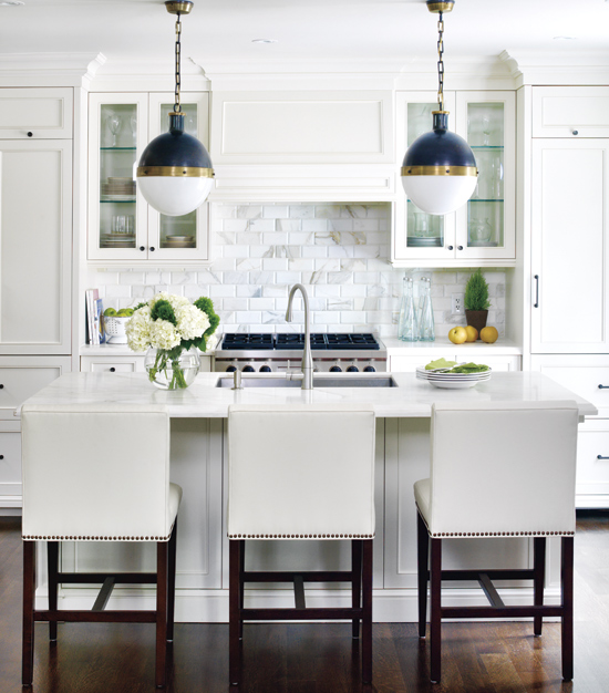 Classic Kitchen Pendant Lighting: The Hicks Pendant