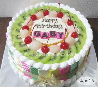 Graciella Cakes Birthday Manye Cake Wedding Cupcake Jpg 340x300 Happy Fruit